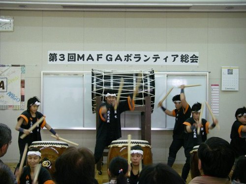 多民族フェスティバル@MAFGA